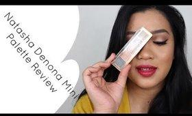 REVIEW   Natasha Denona Mini Star Eyeshadow Palette
