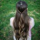Heart Lace Braid