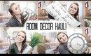 Huge Room Decor Haul + Room Tour Soon?!
