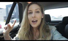 21 Days Raw: Day 16-18 | ROADTRIPPING TO LOS ANGELES! How I eat RAW VEGAN While Travelling