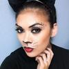 Halloween Kitten Look