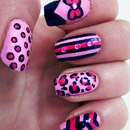 Pink and Patterns