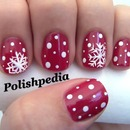 It's Snowing on My Nails!