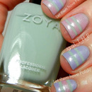 A color-blocked look with Zoya Neely, GeiGei and Julie