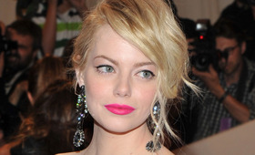 Met Costume Institute Gala Makeup: Emma Stone