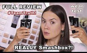 LETS TALK - SMASHBOX STUDIO SKIN FULL COVERAGE 24 HOUR FOUNDATION   Maryam Maquillage