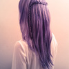 Pastel Waterfall Braid