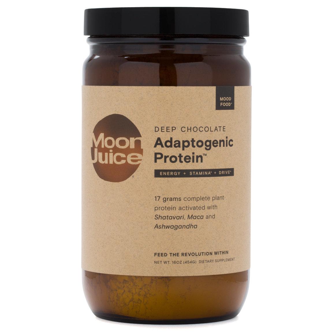 Moon Juice Deep Chocolate Adaptogenic Protein alternative view 1 - product swatch.