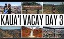 KAUA'I DAY 3: GRAND CANYON OF THE PACIFIC | WANDERLUSTYLE VLOG