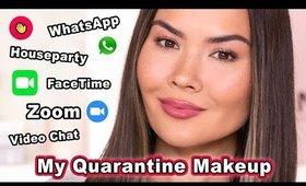 MY QUARANTINE MAKEUP  | Maryam Maquillage