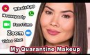 MY QUARANTINE MAKEUP  | Maryam Maquillage