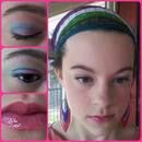 Colourful Spring Look!