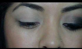 Sexy Glam Makeup Look! (Drugstore Smokey Eyes)