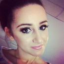 prom makeup tutorial!