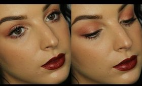 GRWM | Christmas Party Makeup ♥