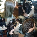 updos I did