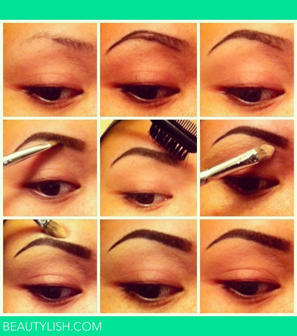 how i do my eyebrows | Annemarie B.'s Photo | Beautylish