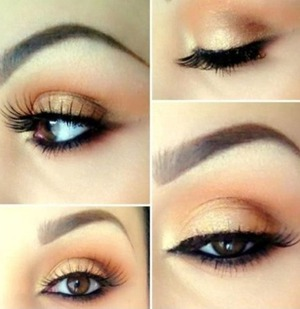 I think most people could pull this gorgeous look off! So simple yet so flattering and summery :)