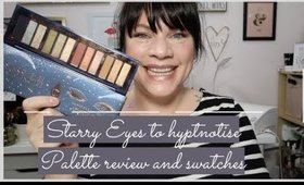 WORTH THE PRICE/ HYPE? | CHARLOTTE TILBURY EYES TO HYPNOTISE PALETTE REVIEW
