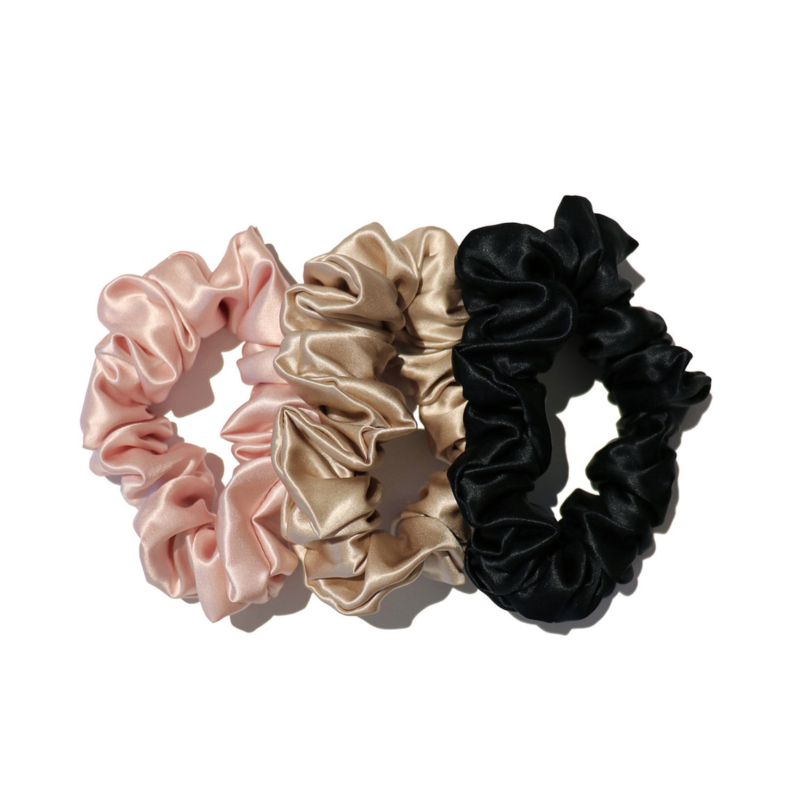 Slip Large Silk Scrunchie product swatch.