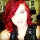 Ariel Red!