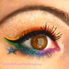 Rainbow Sparkling Star Storm {Sugarpill}