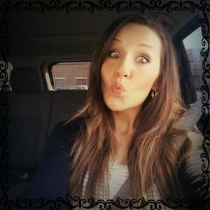 I really just like to be silly sometimes! ha :D