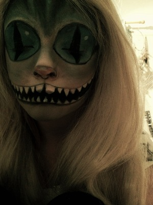 Playing around with face paints..
