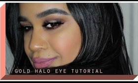 Gold Halo Eye Tutorial