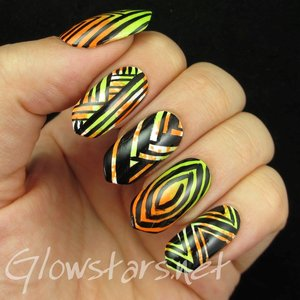 Read the blog post at http://glowstars.net/lacquer-obsession/2014/09/random-patterns-over-sponging/