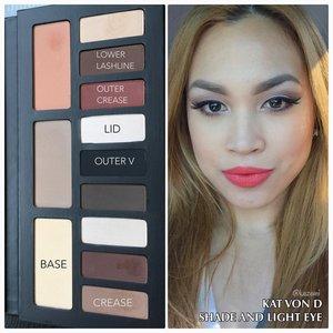 Kat Von D Shade And Light Eye Motd Plus Haul 3 Beautylish