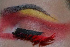 Bird Makeup.