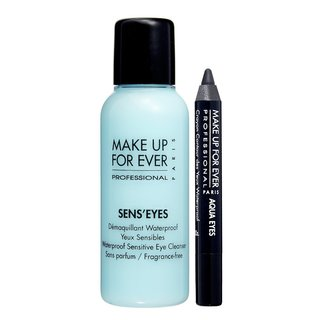 MAKE UP FOR EVER Mini Sens'Eyes & Aqua Eyes Travel Kit