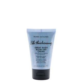 Bb.Thickening Great Body Blow Dry Creme