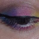 Rainbow in my eyes