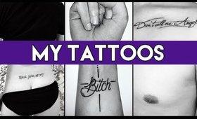 All My Tattoos / Tutti i miei tatuaggi