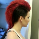 Big Red Quiff