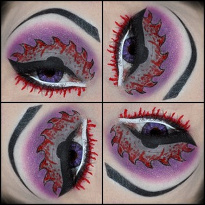 Saw blade eye design :)