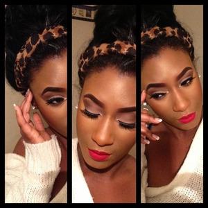 MAC RiRi Woo lipstick by Rihanna