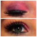 NYC pink and purple duo
