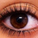 my REAL lashes