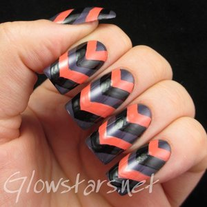 Read the blog post at http://glowstars.net/lacquer-obsession/2014/06/your-virgin-is-wilder-than-the-waves-inside-your-heart/