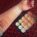 REVIEWS - Professional 15 Concealer Camouflage Makeup Palette