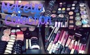 UPDATED MAKEUP COLLECTION & STORAGE - TheMaryberryLive