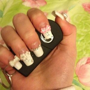 Done at new g nails at pacific mall