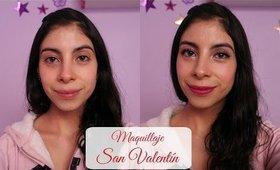 Maquillaje ♥ San Valentín