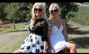 OOTD: Winery Tour with Shaaanxo!