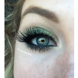 Hey guys!  I decided to make a fresh new beautylish!  This look was inspired by summer grass with mildew- long story short it was super fun to create!  This can be found on my blog http://theyeballqueen.blogspot.com/2015/07/summer-grass-makeup.html?m=1 for full details(: