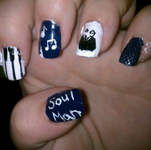 blues brothers nails
