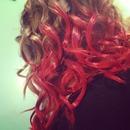 Fierce hair colour
